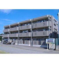 栃木県栃木市片柳町5丁目の賃貸マンションの外観