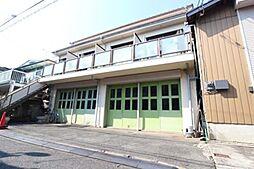 コーポ芦沢[2階]の外観