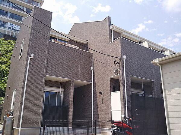ハーミットクラブハウスモンシュー[2階]の外観
