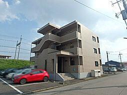 栃木県宇都宮市新町2丁目の賃貸マンションの外観