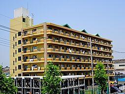 栃木県小山市若木町1丁目の賃貸マンションの外観