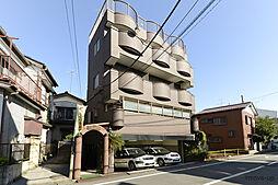 ハイネス鹿島田[4階]の外観