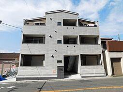 トワーニ北鎌倉[101号室]の外観