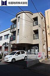 愛知県豊橋市南小池町の賃貸マンションの外観