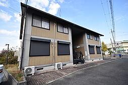 田口山ハイツB棟[2階]の外観