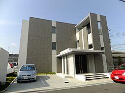 大阪府豊中市利倉2丁目の賃貸マンションの外観