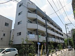 サンパレス田端壱番館[3階]の外観