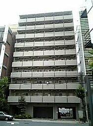 東京都千代田区東神田2丁目の賃貸マンションの外観