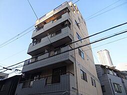 AKパレス[3階]の外観