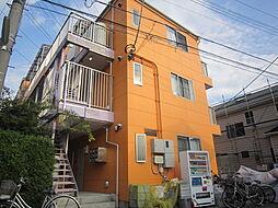 第8むさしマンション[3階]の外観