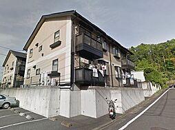 神奈川県横浜市緑区長津田みなみ台2丁目の賃貸アパートの外観