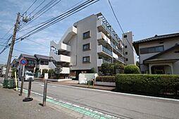 神奈川県相模原市中央区清新5丁目の賃貸マンションの外観