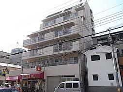 ラムール三宮[6階]の外観