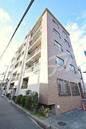 大阪府吹田市円山町の賃貸マンションの外観