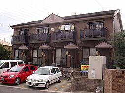 愛知県春日井市熊野町北1丁目の賃貸アパートの外観