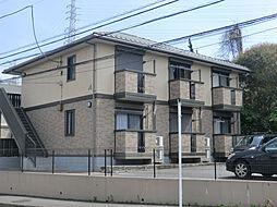 ウエストベルグ鎌倉A[1階]の外観