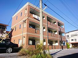 滋賀県長浜市公園町の賃貸マンションの外観