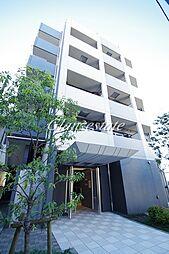 神奈川県川崎市幸区鹿島田1丁目の賃貸マンションの外観