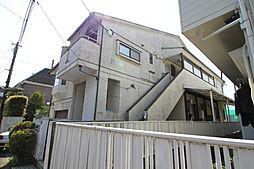 コーポ松崎[B号室]の外観