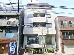 駒込MSビル[4階]の外観