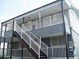 愛知県岡崎市大樹寺3丁目の賃貸アパートの外観