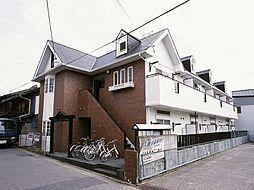 愛知県岡崎市板屋町の賃貸アパートの外観