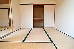田辺ハイツの寝室