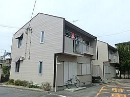 ファミールホリイA棟[1階]の外観