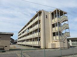 ヴィレッジハウス川瀬2号棟[4階]の外観