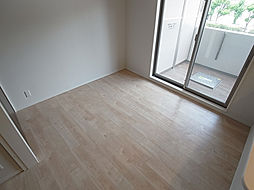 プリオーレ神戸大開通の日当たり良好の室内
