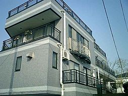 TANAKA HOUSE[1C号室]の外観