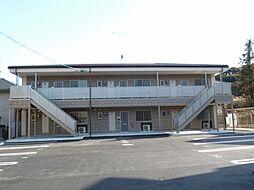 静岡県袋井市宇刈の賃貸アパートの外観