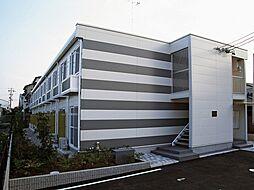 愛知県豊田市細谷町1丁目の賃貸アパートの外観
