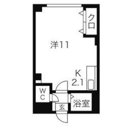 菊水駅 3.6万円