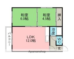 室蘭駅 3.8万円