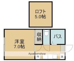 愛宕橋駅 2.4万円