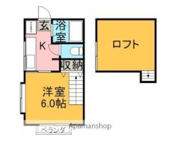赤塚駅 4.7万円