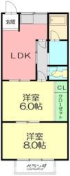 緑町駅 5.5万円