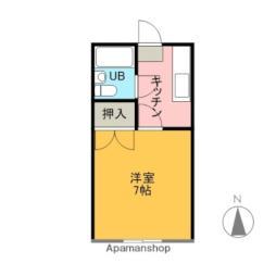 高田駅 2.5万円