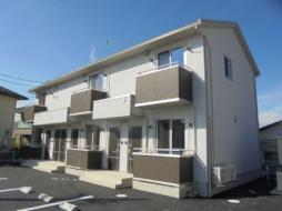 JR篠ノ井線 松本駅 徒歩22分の賃貸アパート