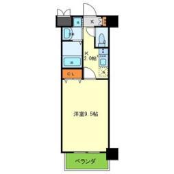 大阪市営四つ橋線 肥後橋駅 徒歩7分