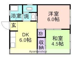 加太駅 2.5万円
