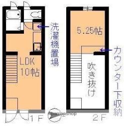 八丁牟田駅 3.0万円