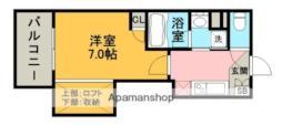 中洲川端駅 5.4万円