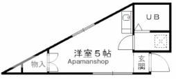 辛島町駅 3.3万円