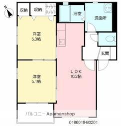 三股駅 5.1万円