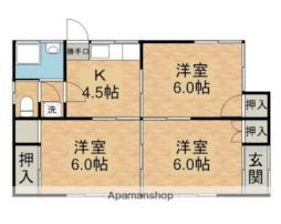 三股駅 3.9万円