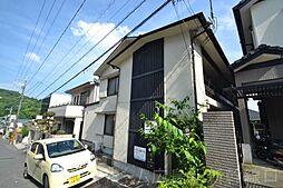 広島県広島市東区光が丘の賃貸アパートの外観