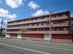 北海道札幌市東区北二十四条東7丁目の賃貸マンションの外観
