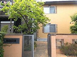 埼玉県蕨市中央3の賃貸アパートの外観